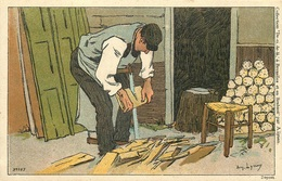 COLLECTION  De-ci De Là  Illustrateur A . LYNEN   N°167 - Lynen, Amédée-Ernest