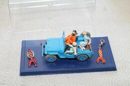 Voiture Tintin Et Milou JEEP - Autres