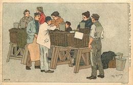 COLLECTION  De-ci De Là  Illustrateur A . LYNEN   N°179 - Lynen, Amédée-Ernest