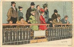 COLLECTION  De-ci De Là  Illustrateur A . LYNEN   N°181 - Lynen, Amédée-Ernest