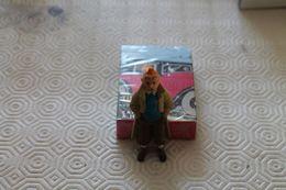 Figurine TINTIN Et Jeu De Carte - Tintin