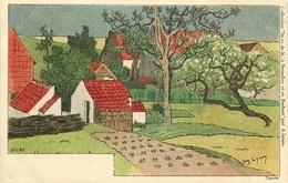 COLLECTION  De-ci De Là  Illustrateur A . LYNEN   N°187 - Lynen, Amédée-Ernest