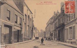 Somme - Montdidier - Rue D'Amiens Et Ancien Hôtel-Dieu - Montdidier