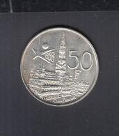 Belgien 50 Francs Exposition 1958 - 1951-1993: Baudouin I