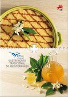 Portugal ** & PGS Traditional Mediterranean Cuisine  2020 (86429) - Carnets