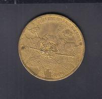 Dt. Reich Medaille 1914/15 Der König Rief - Souvenir-Medaille (elongated Coins)