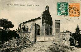 La Pacaudière * Chapelle De Tourzy - La Pacaudiere