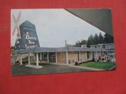 Dutch Inn Of Hendersonville  North Carolina   Ref 4235 - Etats-Unis