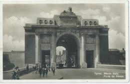 Ieper - Ypres - Menin Gate - Porte De Menin - Nr 2658 Réproduction Interdite - 1932 - Ieper