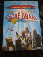 Monty Python: Sacré Graal/ Coffret Double DVD + Livre De 80 Pages - TV-Reeksen En Programma's