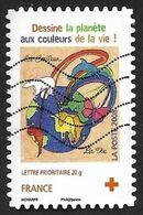 FRANCE  2008 -  YT  4306  - Dessine La Planete - Oblitéré - Gebruikt