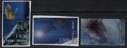 2008 Finland Alpine Skiing 3 Values Used. - Finland