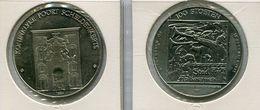1981 Antwerpen - 100 Stoeten - Token - Penning - Méraux De Communes - Nr 111a Alpaca - Gemeindemünzmarken