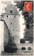 21 Environs De DIJON - Entrée Du Chateau Du Comte De Courtivron - Dijon