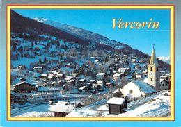 Vercorin - Vue Sur Le Village - VS Valais