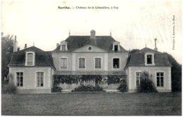 72 Château De La LIvaudière à FAY - Other Municipalities