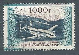 France Poste Aérienne YT N°33 Bréguet Provence Oblitéré ° - 1927-1959 Matasellados