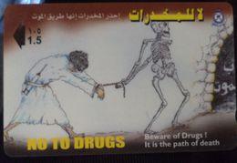Oman 1.5  No To Drugs - Skelton - Oman