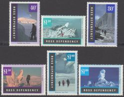 ROSS DEPENDENCY 1996 6 TP Landscapes N° 44 à 49 Y&T Neuf ** Mnh - Ross Dependency (New Zealand)