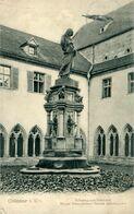 Colmar CAP 68 Haut-Rhin Monuments Schoengauer Et Bartholdi  Ed Félix Luib Et ???? - Colmar