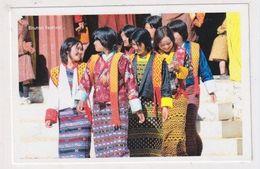 BHUTAN- AK 382860 Festival - Butan