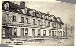 62] Pas De Calais > Wissant /HOTEL NORMANDY  ////  14 / LIQUIDE BOUTIQUE  CP MOINS DE 1 EURE - Wissant