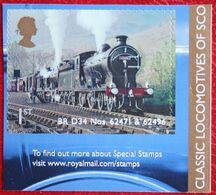 Classic Locomotives Zug Train (Mi 3365) 2012 POSTFRIS MNH ** ENGLAND GRANDE-BRETAGNE GB GREAT BRITAIN - Nuovi