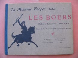 LA MODERNE EPOPEE LES BOERS 1902 BOTHA TRANSVAAL AFRIQUE DU SUD L. BOMBLED Pays Bas Nederland Afrikaan - 1901-1940