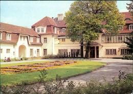 Ansichtskarte Neu Fahrland-Potsdam Kliniksanatorium Heinrich Heine G1979 - Neu Fahrland