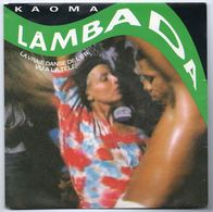 """Kaoma Chico De Oliveira (1989)  """"Lambada"""" - Dischi In Vinile"""