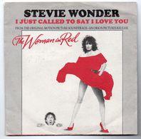 "Stevie Wonder (1984)  ""Just Callet To Say I Love You"" - Dischi In Vinile"