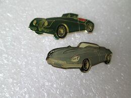 PIN'S    LOT 2 JAGUAR - Jaguar