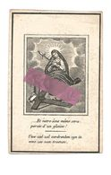 DD 62. MARIA-THERESIA  STEVENS  - +DIEST 1848  (56j.) - Devotion Images