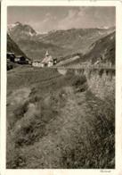 Tschamutt (Bündner Oberland) (28/3795) * 8. 10 1929 - GR Grisons