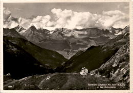 Terrihütte U. Das Somvixertal (1598) * 31. 8. 1951 - GR Grisons