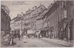 Ca - Cpa GAP - La Rue Carnot - Gap