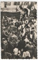 Tunisie - Djerba. Exposition De La Menorah (chandelier à Sept Branches). Photo Victor Sebag - Tunis. CPSM Noir Et Blanc - Tunisie