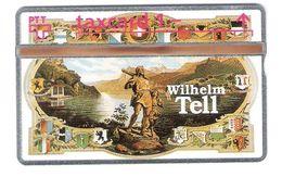 Schweiz - Swiss - Wilhelm Tell - Mint - Private Card - Taxcard 1,-  - 322L - Svizzera