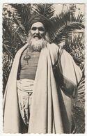 Tunisie - Djerba. Un Illustre Dr De La Loi. Le Rab Haim El Houri. Grand Rabbin De Djerba Et De Gabès. Photo Victor Sebag - Tunisie