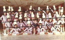 21 - SAINT APPOLINAIRE - PHOTO DES MAJORETTES - Musique Et Musiciens