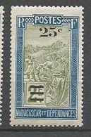 MADAGASCAR N° 145 NEUF** LUXE SANS CHARNIERE / MNH - Madagascar (1889-1960)