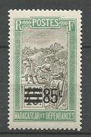 MADAGASCAR N° 149 NEUF** LUXE SANS CHARNIERE / MNH - Madagascar (1889-1960)