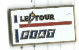 Cyclisme Tour De France Sponsor Fiat - Ciclismo