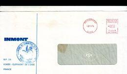 Lettre Pendant La Gréve Chambre De Commerce D'Angouléme 1974 - Grève