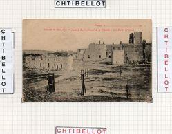 5528VerdunSouvenir De 1870-1871 - Après Le Bombardement  De La Citadelle - Les Ruines 5 éme JoursEcrite1914 - Verdun