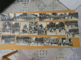 """Nancy 1909     40 Cartes Postales """"Cortège Historique"""" Série Complète - Nancy"""
