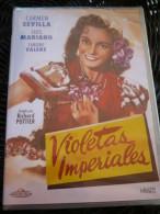 Violetas Imperiales (Mariano-Sevilla-Pottier) DVD Simple Mercury Films NEUF! - Musicalkomedie