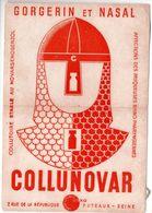 Puteaux : Buvard COLLUNOVAR  (laboratoires Dexo) (M0411) - Drogerie & Apotheke