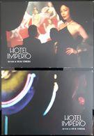 Hotel Imperio Movie Film Lot De 2 Carte Postale - Affiches Sur Carte