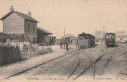Vendôme - La Gare Des Trams - Vendome